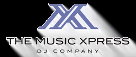 The Music Xpress DJ Company Logo